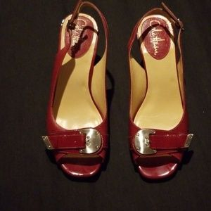 cole haan womans sling back size 7B